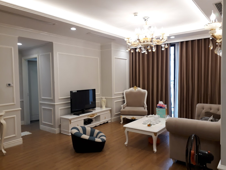 Vinhomes Royal City Hanoi Apartments For Rent