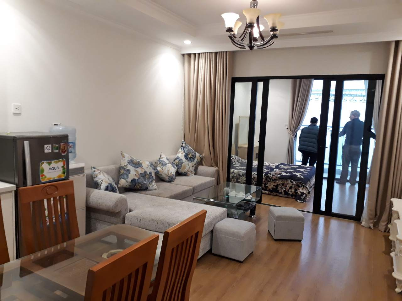 One Bedroom for rent in R6 Royal City, Hanoi